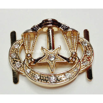 New Constellation Metal Shoe Buckle with Libra Style
