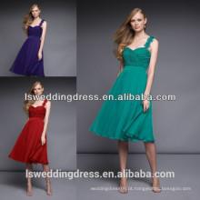 HB2013 Vestido de dama de honra de noiva de renda nova com um vestido de dama de honra