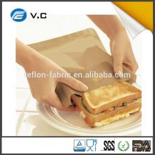 Моющиеся многоразовые термоусадочные пакеты для тостеров