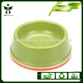 eco friendly bamboo dog bowl