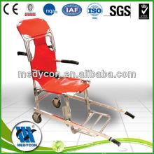 Notfall-Treppen-Trage mit Rädern für Krankenwagen