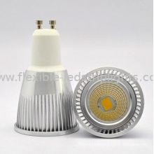 5w E27 / Gu10 Aluminium Led Spot Lamps For Building Atmosphere In Ktv