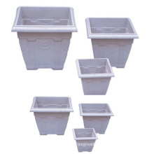 2019 new model different size of flower pot mold all kinds of plastic flowerpot injection mould