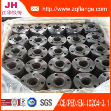 Aço carbono galvanizado de Flange de Lj