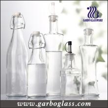 Garrafa de vidro GB2501-1)