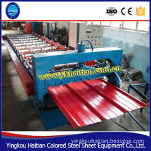 Metal Roof Panel Trapezoidal Roll Froming Machine