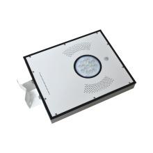 Réverbère LED intégré avec panneau solaire 2018 économique avec capteur de mouvement