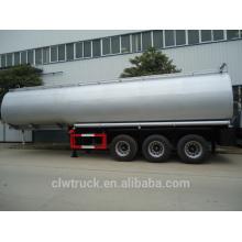 Remolque de combustible baratos 30-50m3, remolques de 3 ejes para la venta