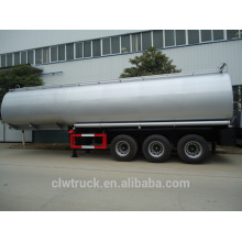 Cheap 30-50m3 fuel tanker trailer, 3 axle trailers for sale