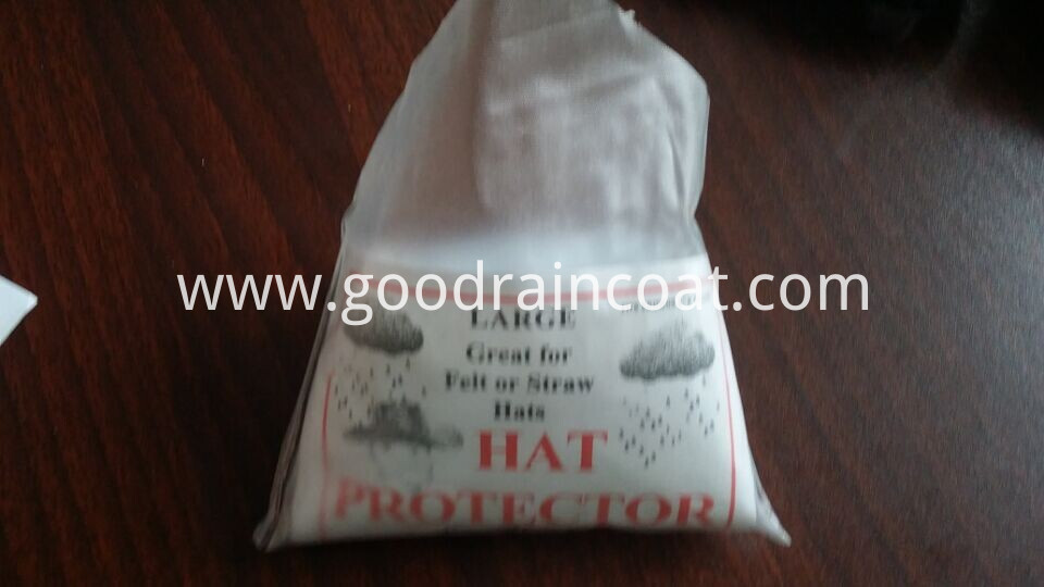 waterproof PVC raincover