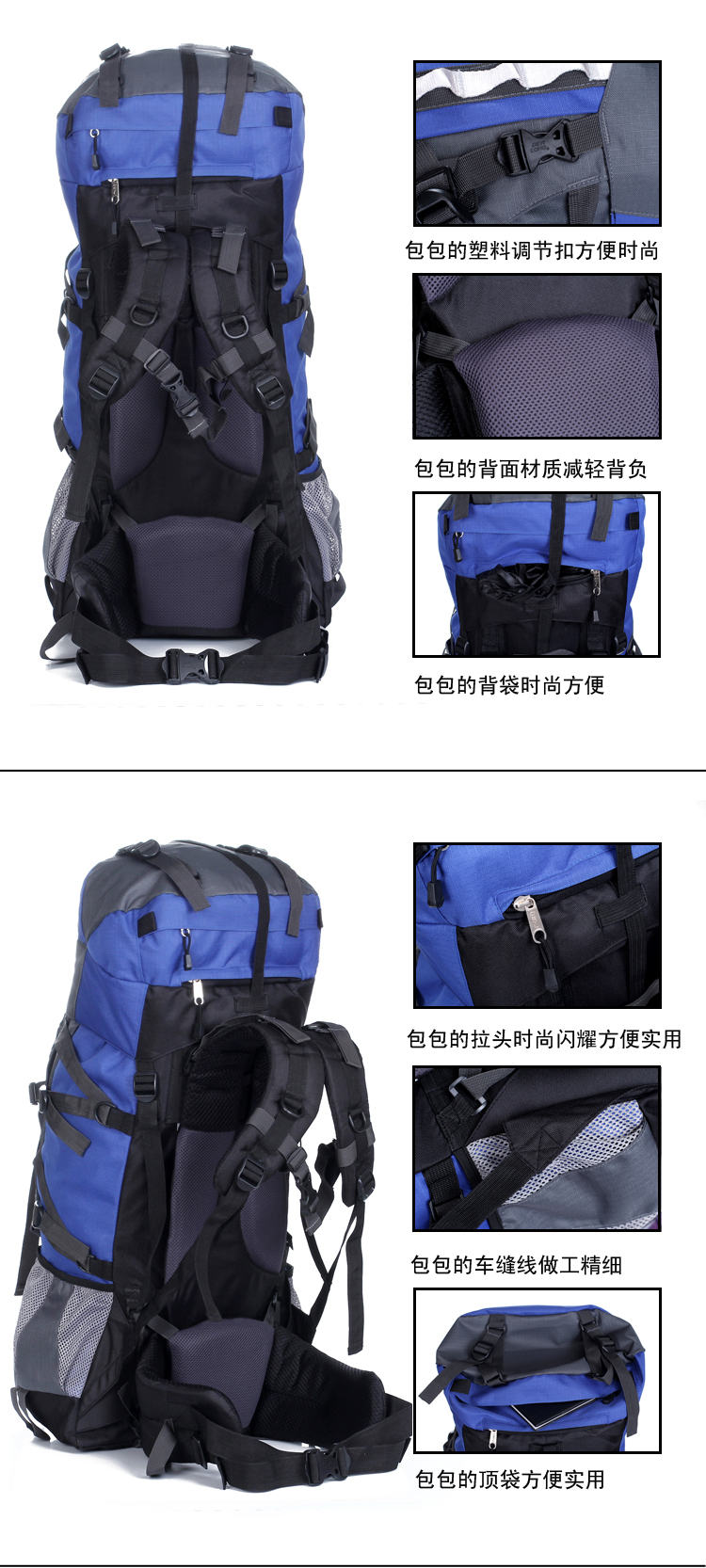 New arrival outdoor backpack