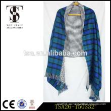 Bufanda principal musulmán de Hijab del nuevo mantón caliente de señora Fashion Long Wrap
