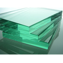 10.38mm 12mm Safety Clear tempered Laminated Glass Price for buildings