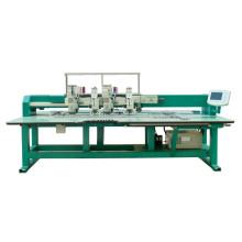 Mixed Coiling & Gewindeschneiden Stickerei Maschine