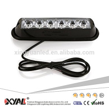 6W 6inch LED strobe light for trailer offroad 4x4 Car flash waning light SUV ATV motorcycle signal
