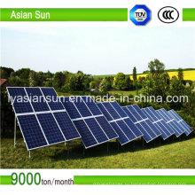 Фотоэлектрические кронштейн солнечной установки системы