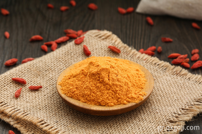 Spray Goji Berry Powder