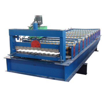 Roof Tile Forming Machine with Complete System