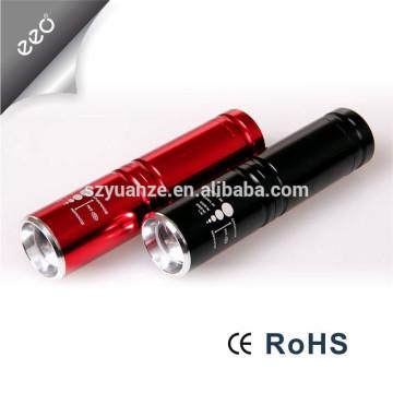 mini flashlight, mini led flashlight, led mini flashlight