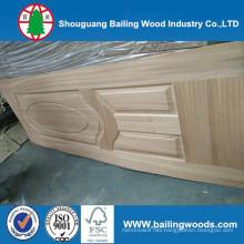 Good Quality Wooden Veneer Door Skin