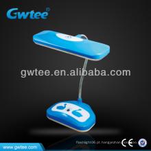 GT-8813 Toque interruptor recarregável portátil led lâmpada de mesa