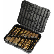 Aluminum Alloy Drill Bit with Storage Case