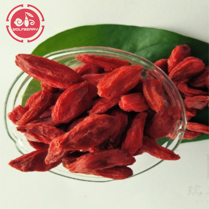 Medicinal Certified saudável Baixo pesticida Goji Berries