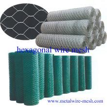 Hexagonal Wire Mesh/Netting 0.6mmx1/2′′