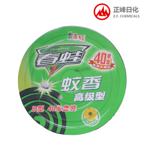 Chunwa Brand Type D Mosquito Coil