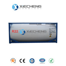 Customized for Air Conditioning Refrigerating High purity Refrigerant R22 price export to New Caledonia Supplier