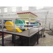 Altreifen-Recycling-Schredder-Maschine zum Verkauf