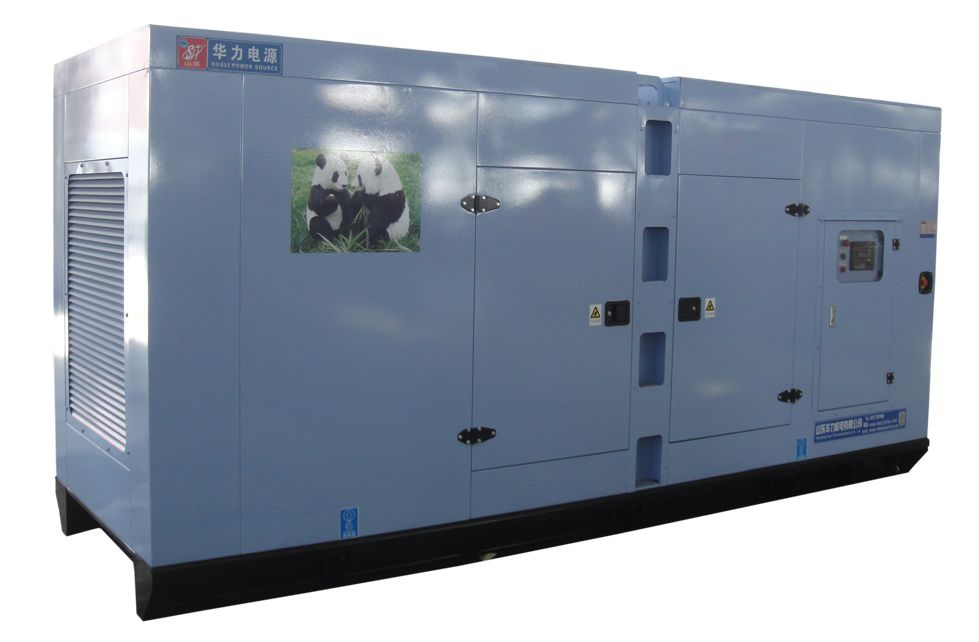 Commercial Diesel Generators for Sale