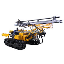 Mesin Rig Drill Cractler Mounted Crawler