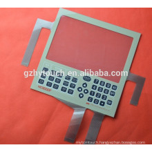 Use On Injection Molding Machine 12.6 Inch NC9000F Touch Screen