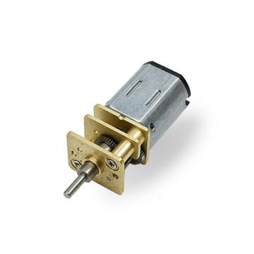Motor seguro eletrônico inteligente da engrenagem do fechamento 12mm N20