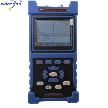 Máquina otdr PG-1200B, 1310 / 1550nm, faixa dinâmica 32 / 30dB com VFL integrado