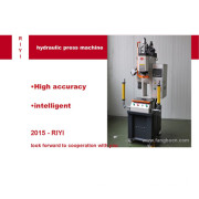 press-oil-machine,1 2015 High accuracy intelligent hydraulic press machine,machine tools,2 Ton CNC Single-columm Hydraulic Press