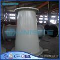 Drenaje de tuberías de acero resistentes al desgaste