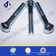 Yellow Zinc Finished Track Bolt