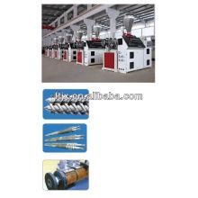 WPC & PVC plastic profile extrusion production line
