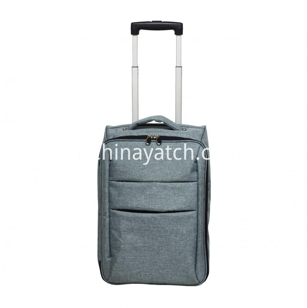 Business Cabin Size Trolley Bag