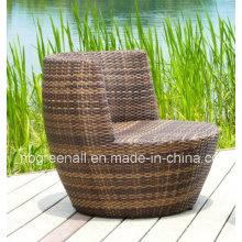 Pátio Lazer Outdoor Mobiliário de Jardim de Rattan Cadeira de Mesa Set