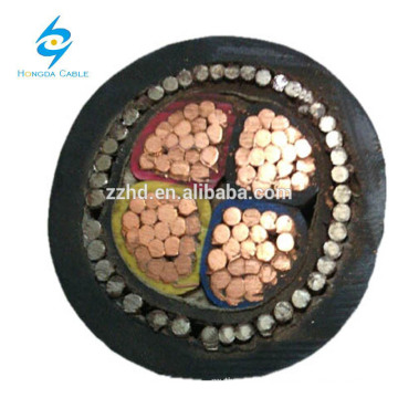 SWA Cable - BS5467 cable Steel Wire Armoured PVC coated cable
