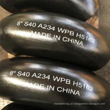 Cotovelos de tubo de aço Asme B 16.9