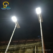 Luz inteligente promocional 30W-180W todo en una luz de calle solar led