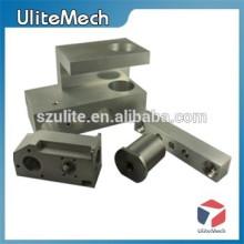 China de alta precisión de precisión de anodizado CNC Miling de aluminio