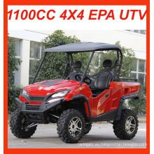 Gran potencia 1100cc asientos 2 4 X 4 UTV Jeep (MC-173)