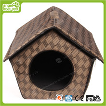 Baumwoll-Mode-Hundehaus (HN-pH568)