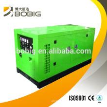 110кВт Горячий бензиновый дизельный генератор BOBIG с дизельным двигателем на базе Lovol