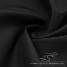 Water & Wind-Resistant Moda Jacket Down Jacket Woven Plain 100% Poliéster-Poliéster Composto Fios Tecido Filamento (X069)